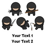 Custom Ninja Gifts