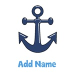 Personalized Anchor Shirts