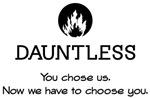 Dauntless Initiation Shirts