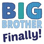 Big Brother Finally T-shirts