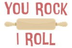 You Rock I Roll Gifts For Bakers