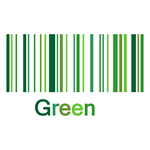Barcode Green T Shirts