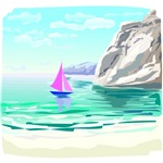 Seascape Art Gifts