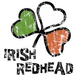 Irish Redhead Tee