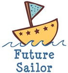 Future Sailor Infant T-shirt