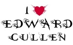 I Love Edward Cullen T Shirt