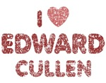 I Heart Edward Cullen Shirts