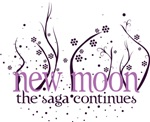The Saga Continues New Moon Merchandise