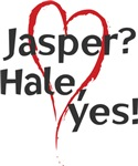 Jasper? Hale Yes! Shirts