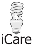iCare Lightbulb Shirts
