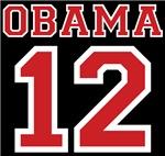 Team Obama 12 Shirts