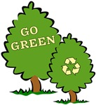 Go Green Recycle Shirts