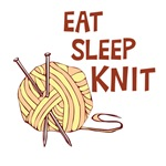 Eat Sleep Knit Shirts