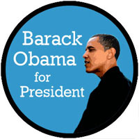 Barack Obama 2008 Campaign Retro