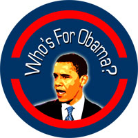 Who's for Obama?