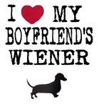 I Love My Boyfriend's Wiener