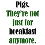 Pigs & Pork Breakfast: Pro-Meat T-Shirts & Gifts
