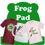 Uncle Frog's Frog T-Shirts & Gifts