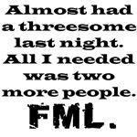 Threesome FML