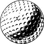 Number 2 Golf Ball