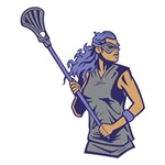 Female Lacrosse Player