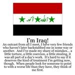 Iraq (CQ)