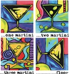 One Martini...Floor