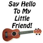 Say Hello To My Little Friend (Ukulele)