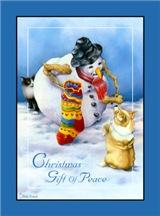 CHRISTMAS GIFT OF PEACE