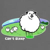 Can't Sleep Sheep