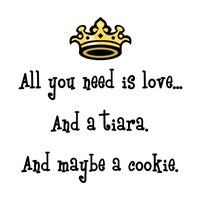 Love and a Cookie