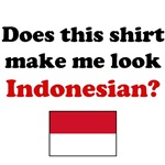 Does This Shirt Make Me Look Indonesian?