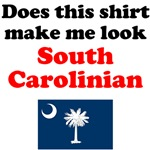 Does This Shirt Make Me Look South Carolinian?