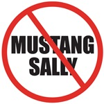 No More Mustang Sally!