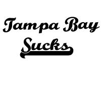 Tampa Bay Sucks T-Shirts