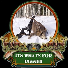 venison its whats for dinner