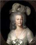 Marie Antoinette Habsburg Chin