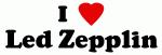 I Love Led Zepplin