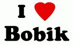 I Love Bobik