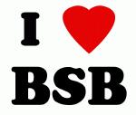 I Love BSB