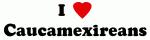 I Love Caucamexireans