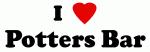I Love Potters Bar