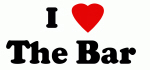 I Love The Bar
