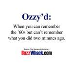 Ozzy'd