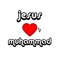 Jesus Hearts Muhammad