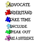 Advocate, Understand, Make a Difference!