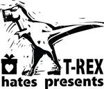 T-rex hates presents