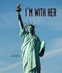 Women's March-I'm With Her Lady Liberty