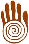 Sacred Hand - Brown