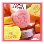 Bitter Candy Hearts